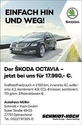 Autohaus Müller Schmidt + Koch GmbH Delmenhorst